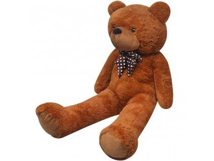 Multidom Plyšový medvedík na hranie, hnedý 170 cm