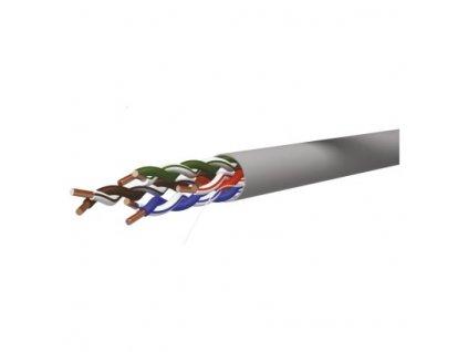 Datový kábel UTP CAT 5E PVC Basic, 305m