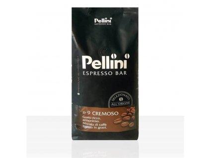 Pellini Espresso Bar n° 9 Cremoso zrnková káva 1 kg