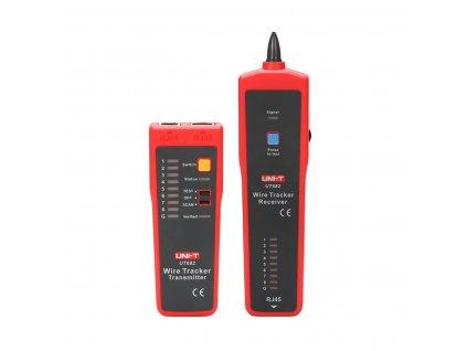 Merací prístroj UT682 UNI-T-tester káblov RJ45