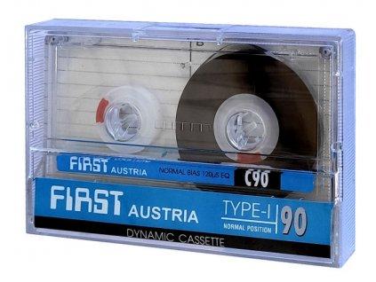 Magnetofonové audiokazety C-90 2-Pack