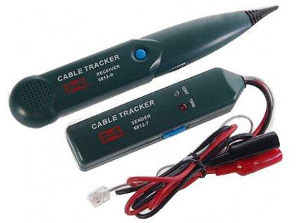 Cable Tracker HCT-6812 hledač - lokalizátor vedení a třídič - identifikátor žil kabelů