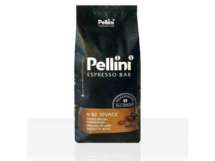 Pellini Espresso Bar n° 82 Vivace zrnková káva 1 kg
