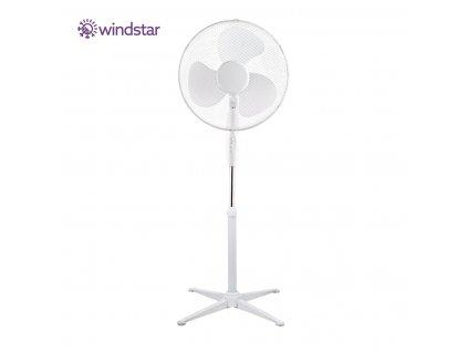 Stojanový ventilátor VIENTO 45W biely