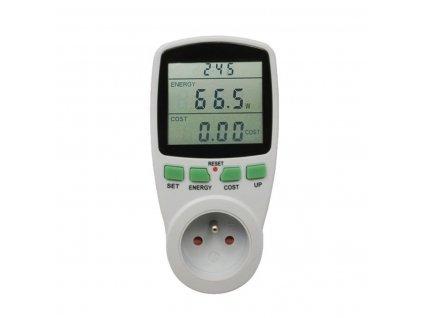 Merací prístroj spotreby elek. energie GB202