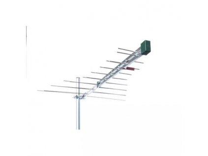 DVB-T/T2 anténa EMME ESSE 548U, 5G LTE, 11dBi