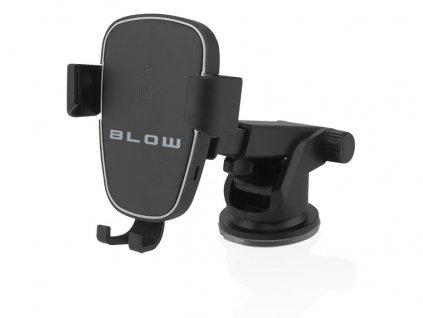Držiak mobilu BLOW do auta s indukčnou nabíjačkou US-37
