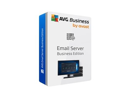 AVG Email Server Business 250-499 Lic.3Y