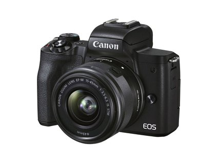 EOS M50 MARK II+EF-M 15-45mm IS STM VUK