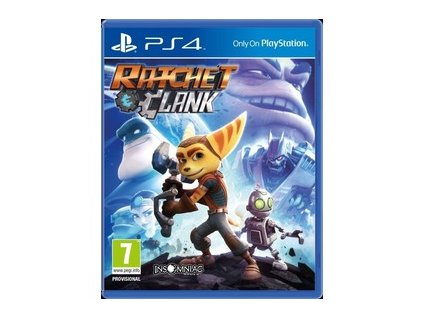 Ratchet & Clank hra PS4 HITS