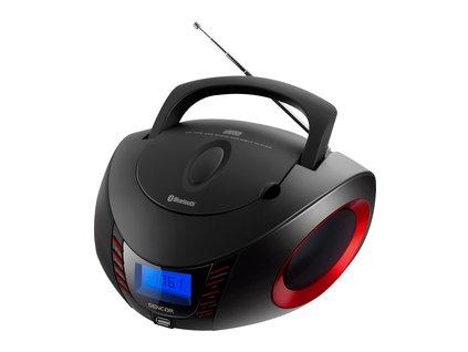 SPT 3600 BR rádio s CD/MP3/USB SENCOR
