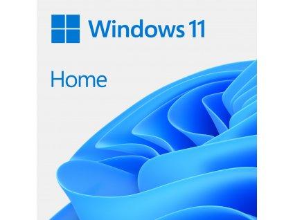 MS Win 11 Home 64-Bit German 1pk OEM DVD