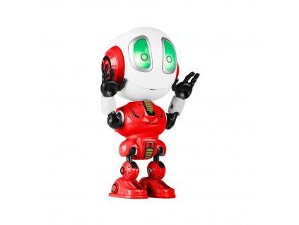 Interaktívna hračka Robot REBEL VOICE RED