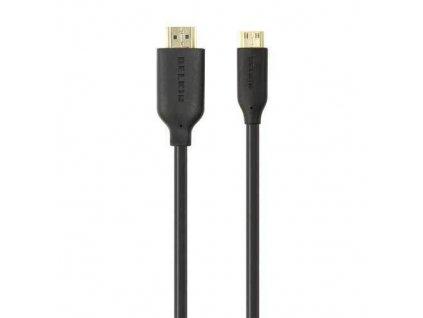 BELKIN HDMI - Mini HDMI kabel Gold, Ethernet, 1m