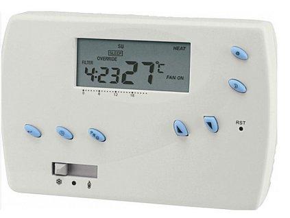 Hütermann Euro Thermo 091-N/ F programovatelný termostat týdenní pokojový prostorový