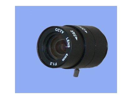 Objektiv 4mm CS