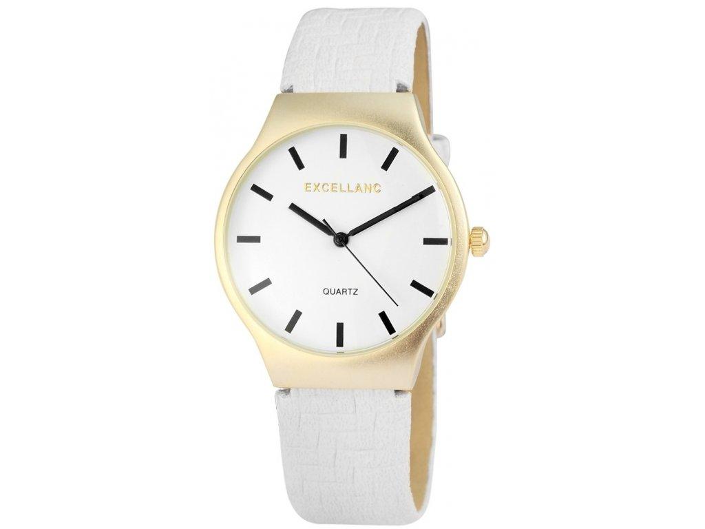 hodinky excellanc zlate