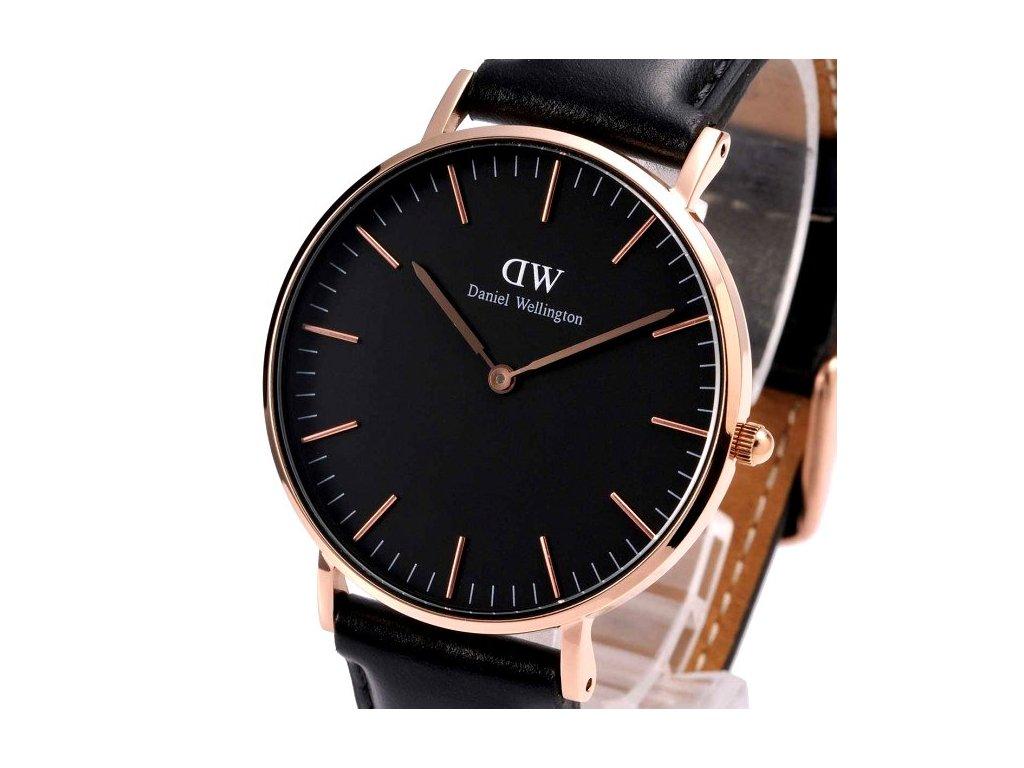 c96beb3a1b ... panske hodinky daniel wellington classic black dw00100139 ...