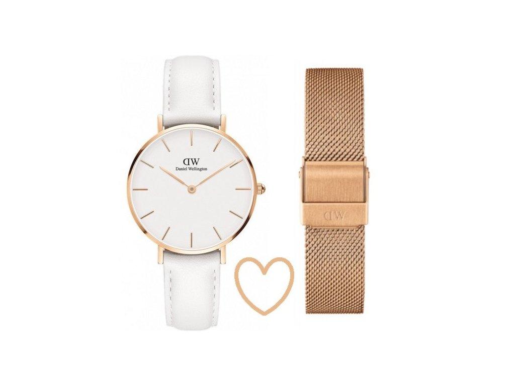 hodinky daniel wellington classic petite bondi dw00100189 mix dw00100163