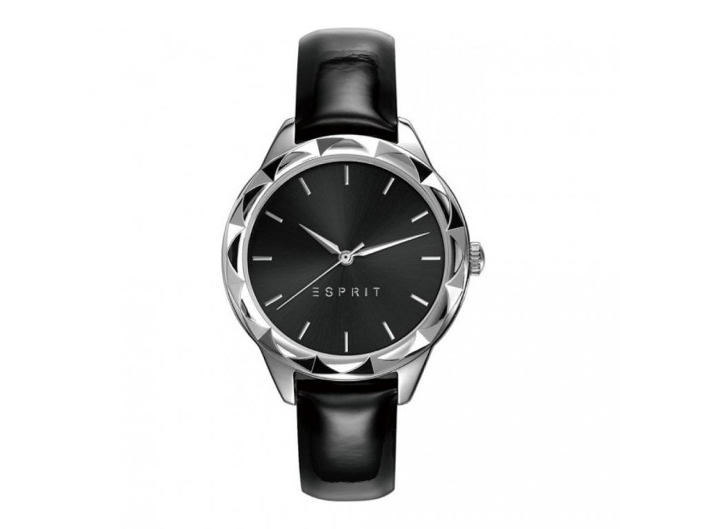 esprit es109252004 cierne damske hodinky