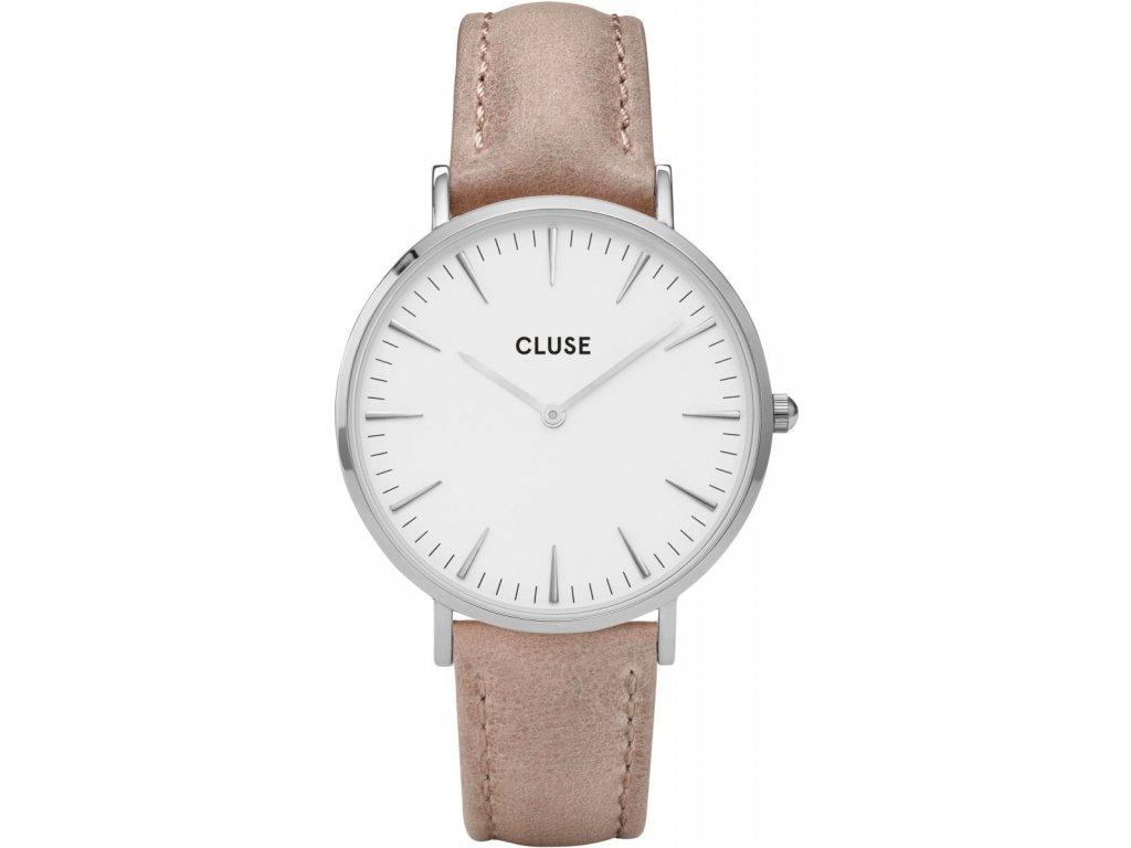 damske hodinky cluse la boheme hazelnut cl18234