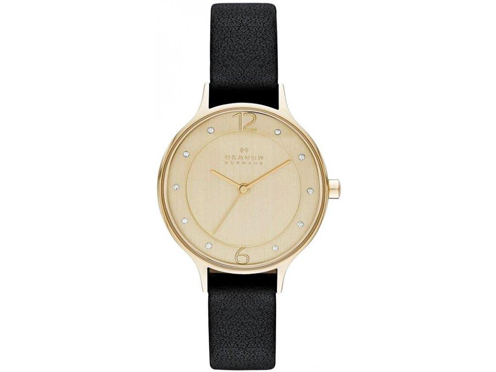 damske hodinky skagen anita gold skw2266