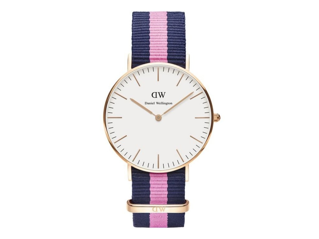 daniel wellington classic winchester damske hodinky dw00100033