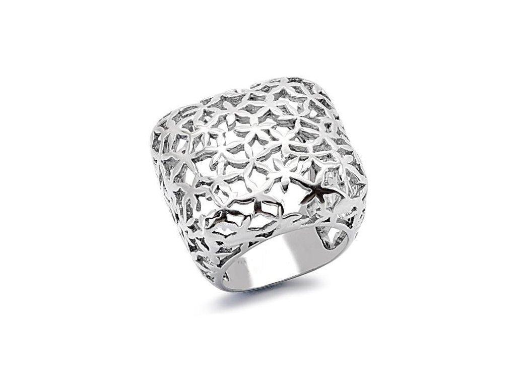 damsky ocelovy prsten sr0133