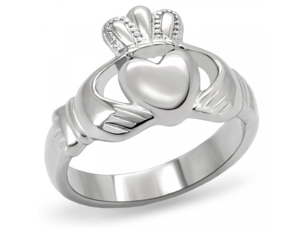 damsky ocelovy prsten sr0160