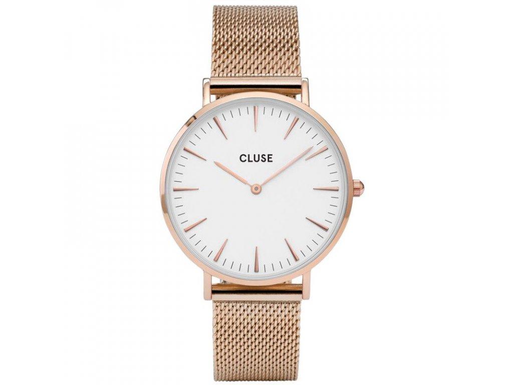 hodinky cluse la boheme rosegold cl18112