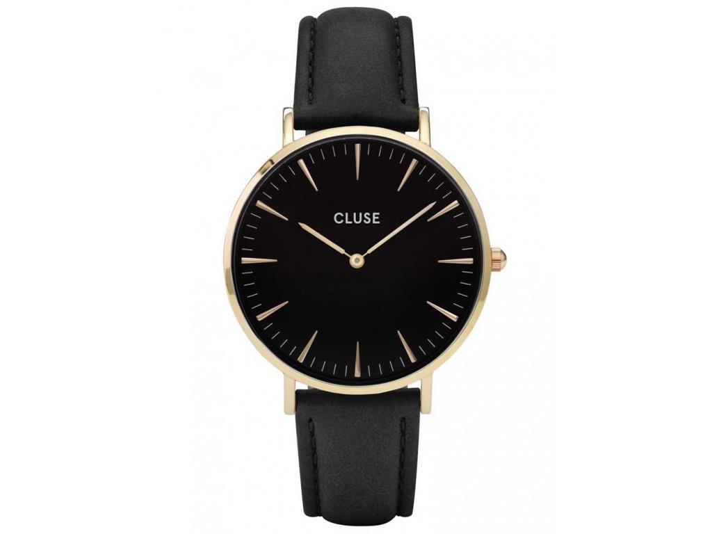 cluse boheme black gold cl18401