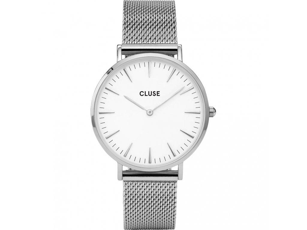 hodinky cluse la boheme silver cl18105
