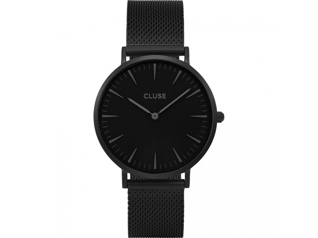 cluse boheme mesh black cl18111