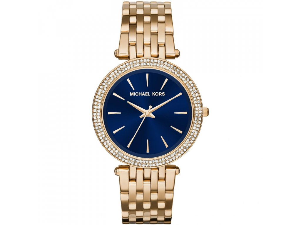 hodinky michael kors darci blue mk3406