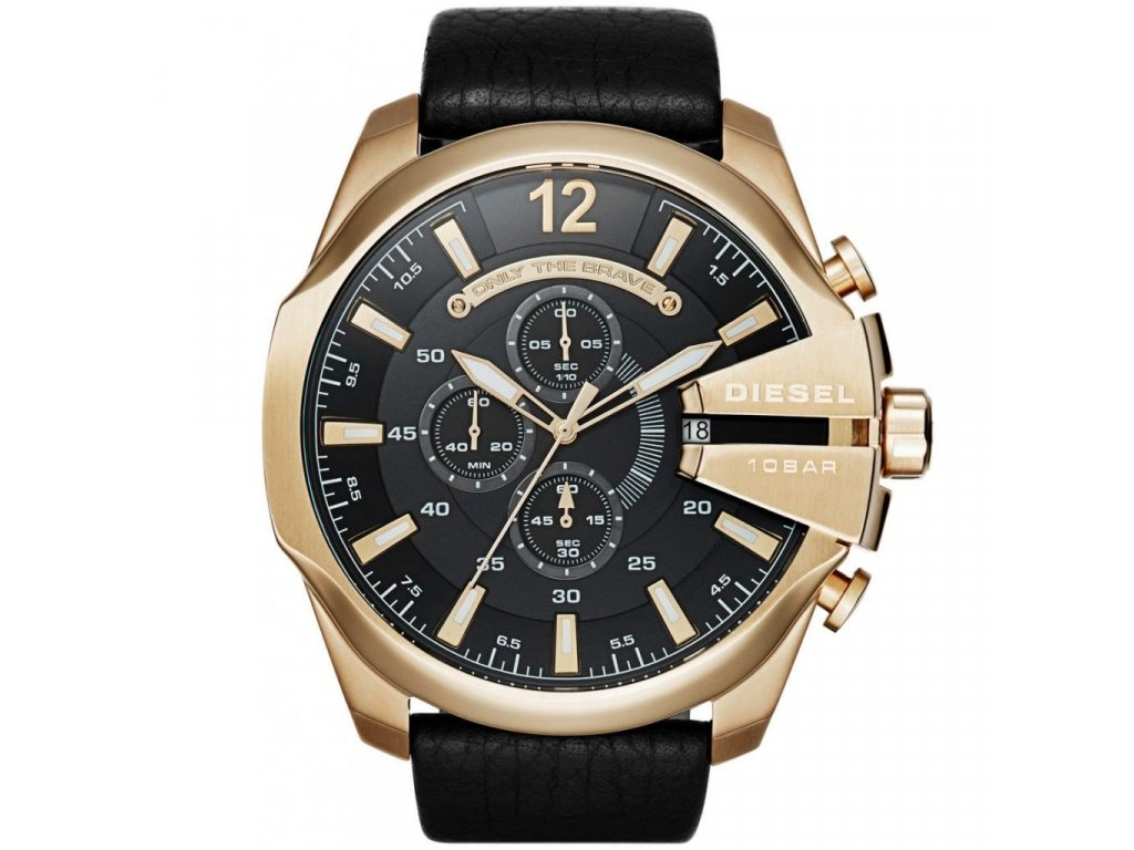hodinky diesel mega chief dz4344