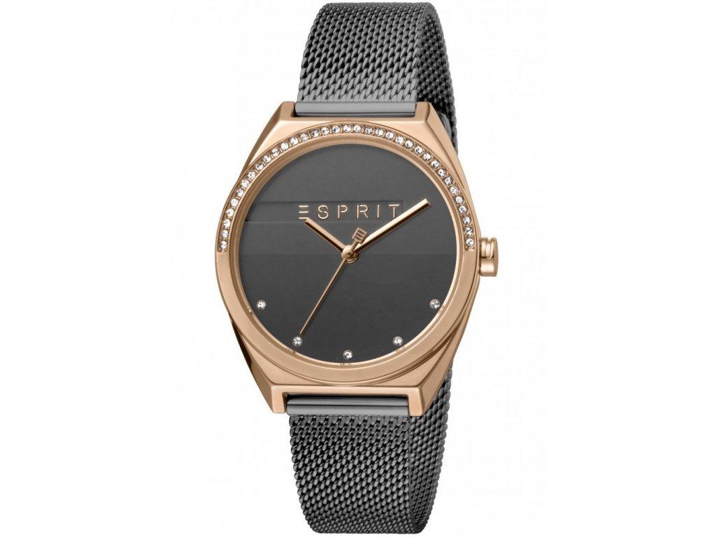 damske hodinky esprit anthracite es1l057m0095