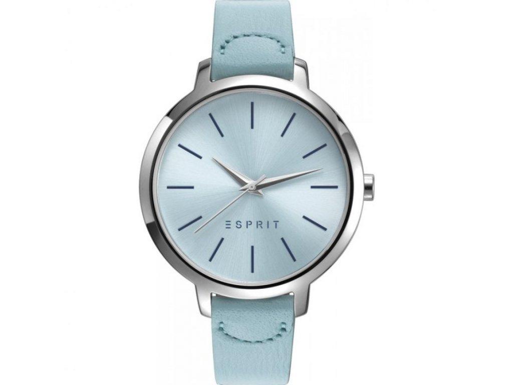 damske hodinky esprit blue