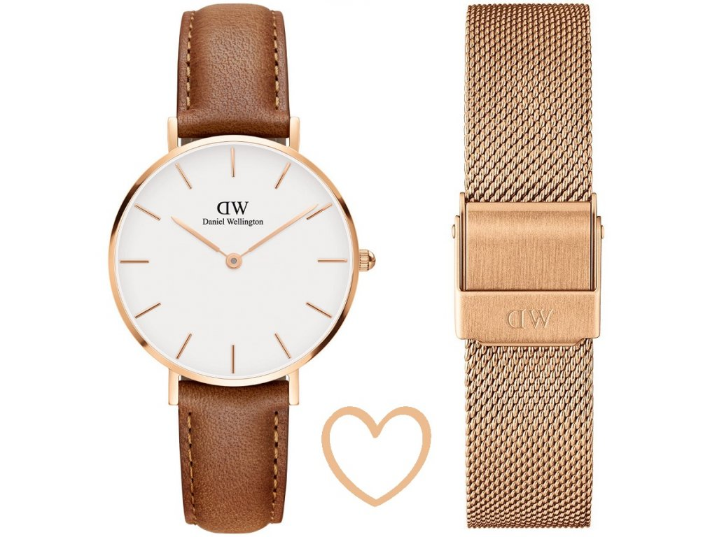 daniel wellington dw00100172 set