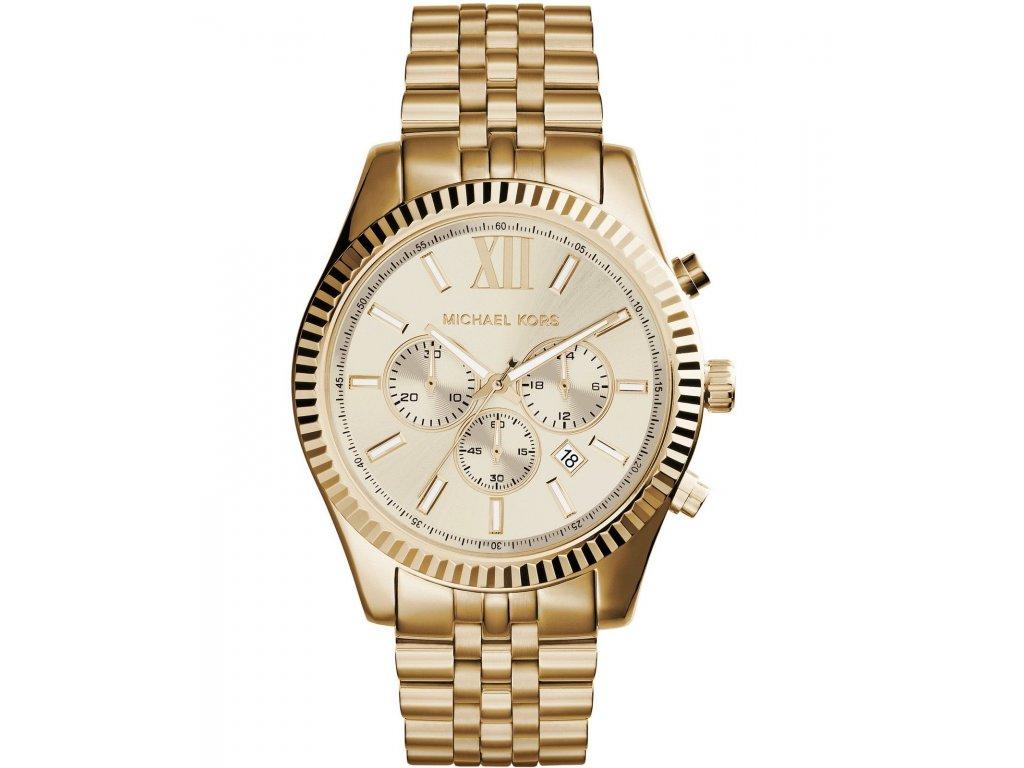 panske hodinky michael kors lexington mk8281