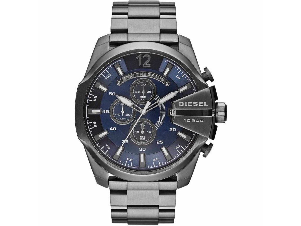 hodinky diesel mega chief dz4329