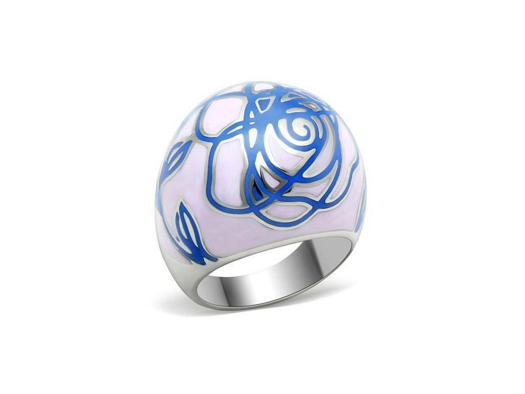 damsky ocelovy prsten sr0251