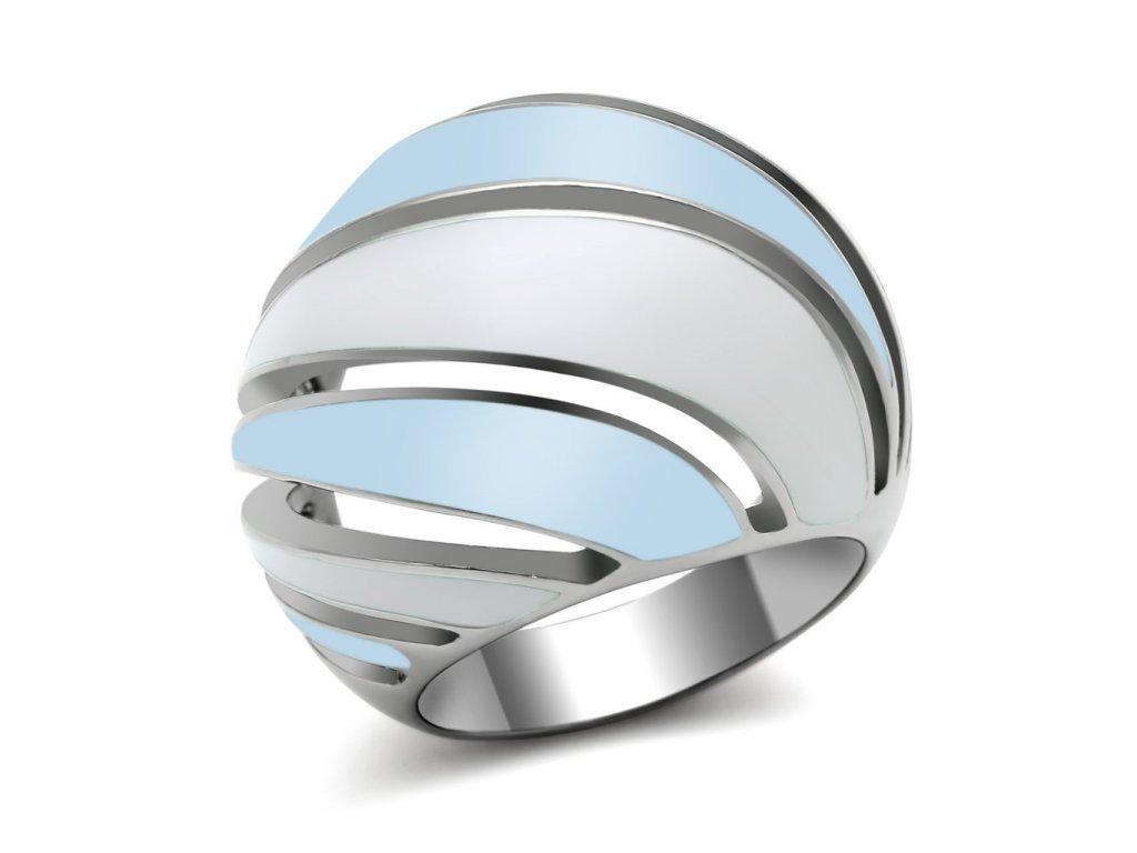 damsky ocelovy prsten sr0252