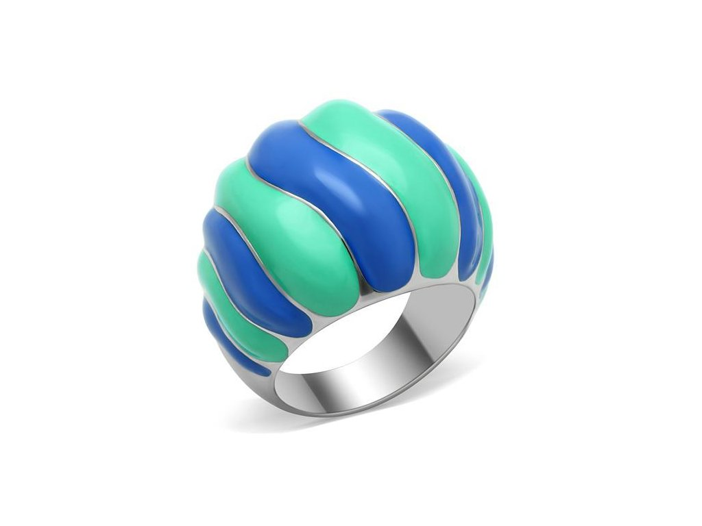 damsky ocelovy prsten sr0264