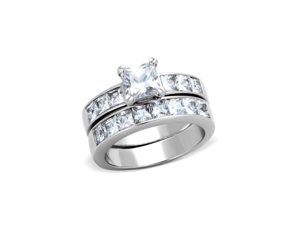 ocelovy prsten so zirkonmi sr61206