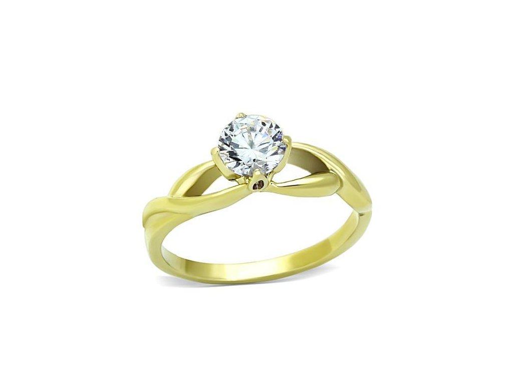 ocelovy prsten so zirkonom sr1416