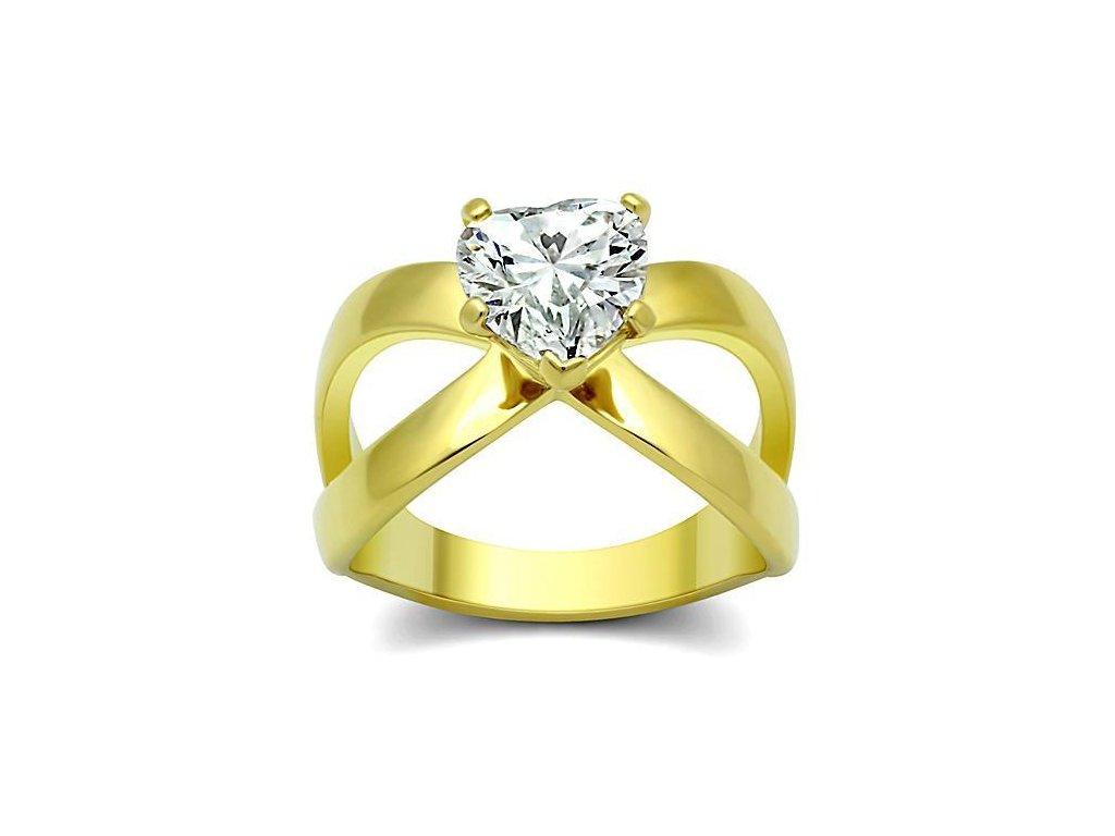 ocelovy prsten so zirkonom sr0390g