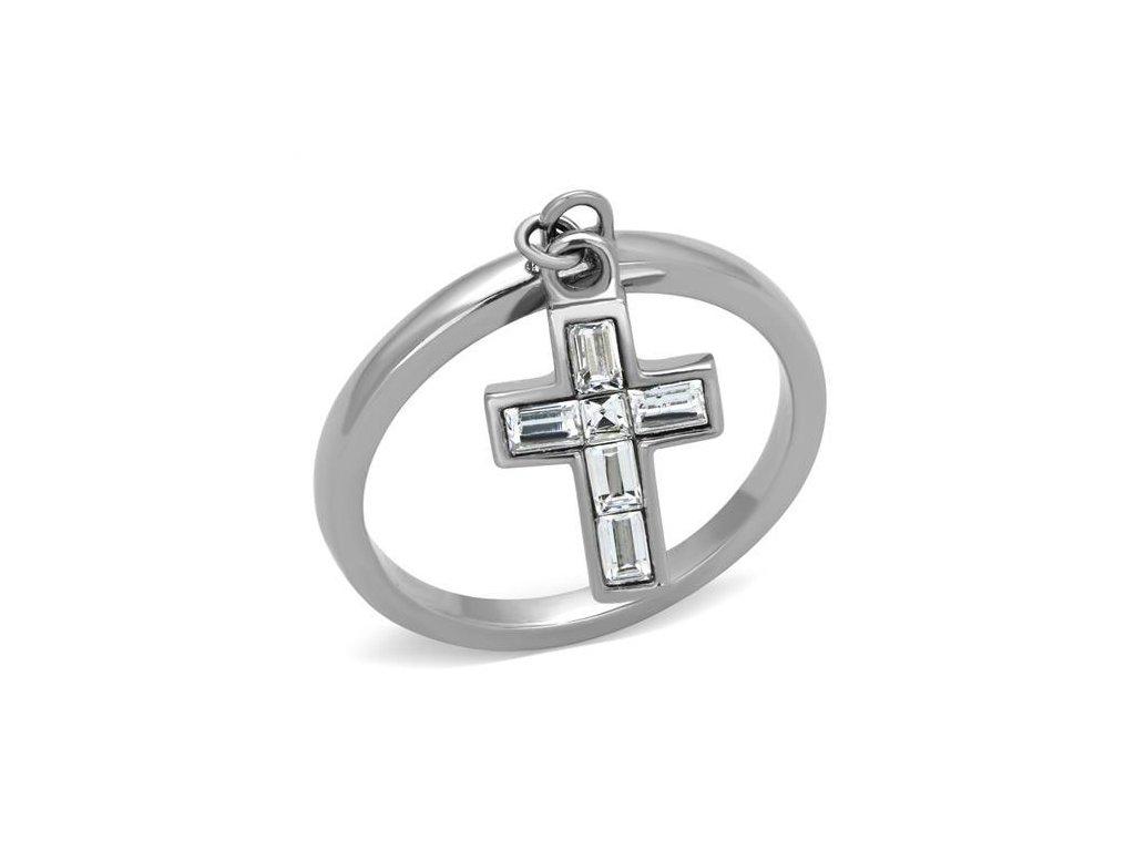 ocelovy prsten so zirkonmi sr1431