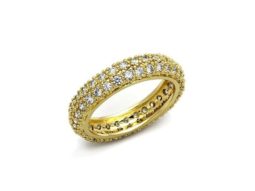 prsten zlaty bs3208