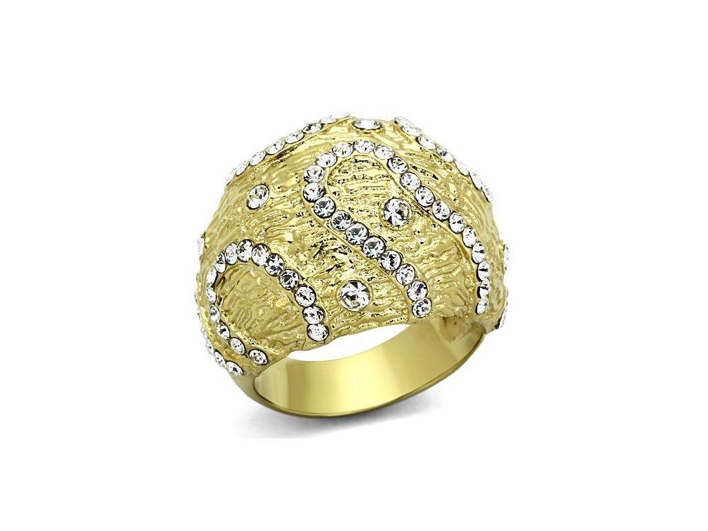 ocelovy prsten koktejlovy sr1419