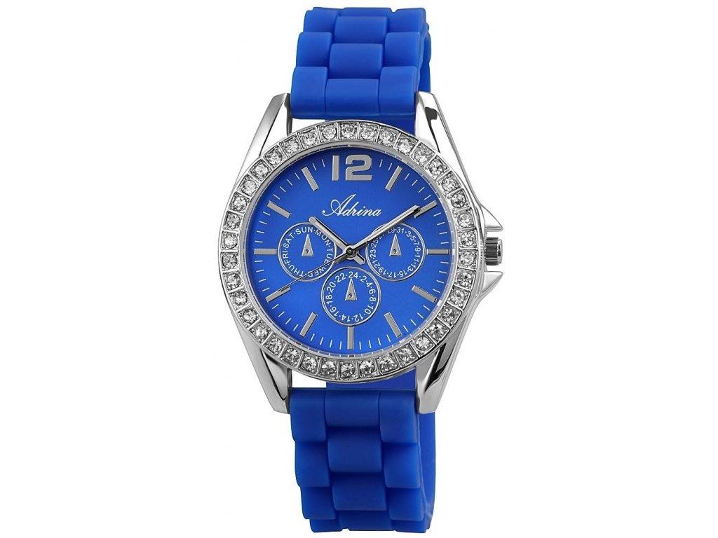 damske silikonove hodinky adrina